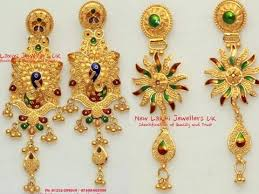 earing models fashionable dangle earrings models in gold gold earrings designs