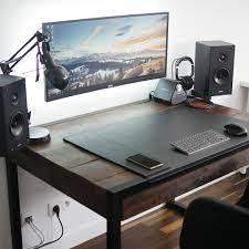 Minimal Computer Desk 6 667 Likes 61 Comments Minimal Setups Minimalsetups On
