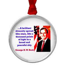 george w bush ornaments keepsake ornaments zazzle