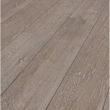Dollar Floor by Krono Original Vario 8mm Silver Dollar Oak Laminate Flooring
