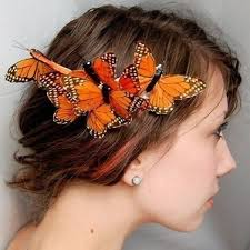 butterfly for hair 65 best monarch butterfly wedding images on monarch