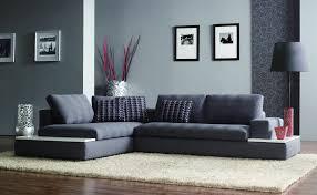 blue and green living room grey wallpaper excerpt rooms loversiq