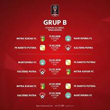 Jadwal Piala Presiden 2018 Piala Presiden 2018 Jadwal Siaran Langsung Di Indosiar Semua