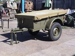 bantam jeep for sale classic military automotive 1943 bantam t3c ww2 trailer restoration
