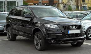 Audi Q7 Suv - audi q7 suv car information new cars information