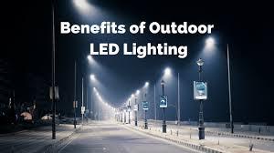 Outdoor Led Light Fixtures Benefits Of Outdoor Led Lighting U2013 Sitler U0027s Led Supplies