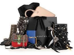 net a porter launches fantasy gifts including an endless shopping