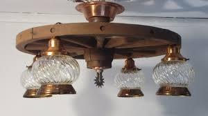 decor mason jar chandelier kit wagon wheel chandelier