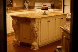 kitchen island with corbels kitchen alluring small kitchen decoration carved white wood
