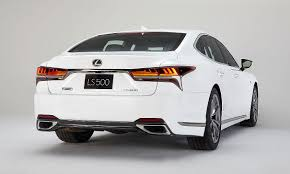 2017 lexus ls 500 redesign lexus spices up ls flagship with f sport variant