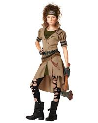zombie hunter girls costume exclusively at spirit halloween you