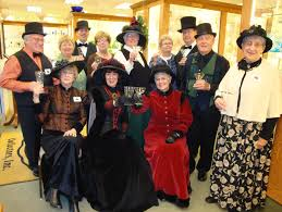 dickens victorian village events calendar