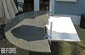 Granite Patio Tables Granite Marble Repair Polishing Stone U0026 Fireplace Restoration