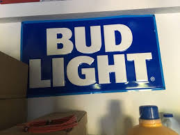 bud light tin signs bud light tin sign collectibles in inverness fl