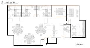 Architectural Floor Plan by Office Design Floor Plans Amazing Sample Floor Plan U Office