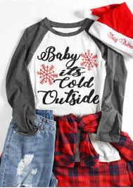 plus size merry christmas everyone baseball t shirt fairyseason