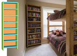 Bookcase Plan Strong 2 10 Stopped Dado Bookcases Plan Jays Custom Creations