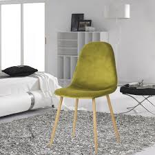 Esszimmerstuhl Noble Amazon De Greenforest Designstuhl Esszimmerstühle Wohnzimmerstuhl