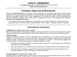 Resume Sample Finance by Crafty Design Great Resume Examples 4 Why This Is An Excellent