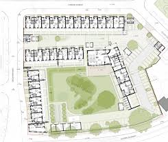 cohousing floor plans planning a cohousing scheme urban design
