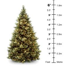 artificial christmas trees 6 feet most realistic looking 6ft