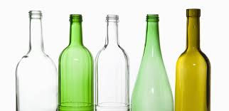 Upcycled Wine Bottles - 14 things you never knew you could do with an empty wine bottle