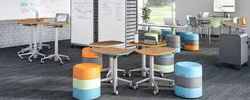 smith system desk sit stand student desk classroom furniture smith system