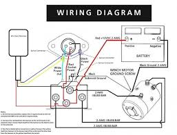 wiring diagram for ramsey winch wiring wiring diagrams collection