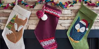 Christmas Stocking Decorations Best Christmas Stocking Entrancing The Best Christmas Stockings