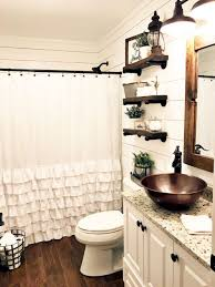 bathroom decorating ideas budget 75 best farmhouse bathroom decorating ideas on a budget