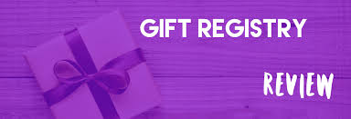 gift registry gift registry where recipients expectations and givers