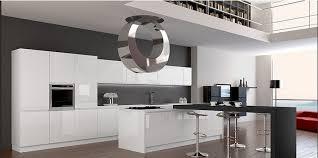Ultra Modern Kitchen Design Architecture Cool High Tech Kitchen Design With White Modern