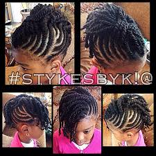 images of kids hair braiding in a mohalk cute braid cornrow style for little girl kids children mohawk and