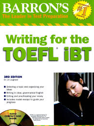13912773 barrons writing for the toefl ibt