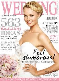 wedding magazines wedding wednesday pryce of wedding magazine the green