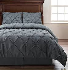 Gray Down Comforter Bedroom King Size Bed Comforter Sets Bunk Beds For Teenagers