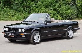 bmw e30 colours 1986 bmw 325i e30 only cabrios