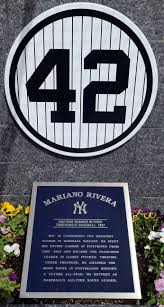 file mariano rivera retired number in monument park 2015 jpg