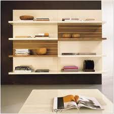 home design bookshelf wall mount bedroom designs modern interior