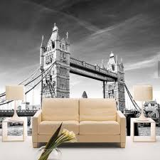 online get cheap paper wall london aliexpress com alibaba group wall paper london vinyl wallpaper rolls european retro bridge wallpaper living room decorative wall art decor