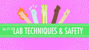 lab techniques u0026 safety crash course chemistry 21 youtube