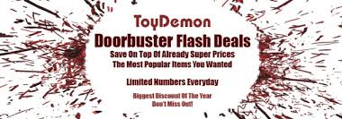 toydemon 2015 thanksgiving black friday sale is here early