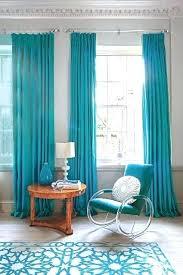 Turquoise Curtains Turquoise Living Room Curtains Ticketliquidator Club
