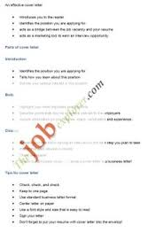 Resume Cover Letters Samples by Sample Cover Letters For Employment Sample Cover