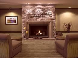 simple stone fireplace mantels modern idolza