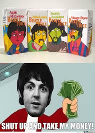 The Beatles Meme - beatle juice beatles juice and beatle juice