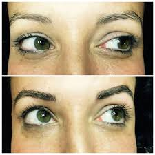 Hair Stroke Eyebrow Tattoo Nyc Cdbrows By Christopher Microblading Eyebrow Embroidery And