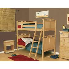 bunk beds costco astoria 3 piece twin bunkbed set natural