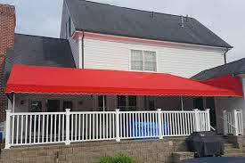 Awnings For Patio Stationary Awnings Bill U0027s Canvas Shop
