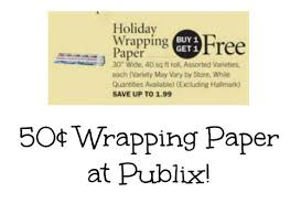 cheapest place to buy wrapping paper wrapping paper just 50 at publix